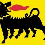 Eni loup logo