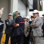 Entremont - inauguration chaufferie biomasse