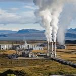 Géothermie parc en Islande - crédit Gretar Ivarsson