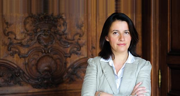 Cécile Duflot, ministre de l'Egalité des territoires et du Logement