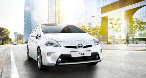 Toyota Prius hydride essence - électricité