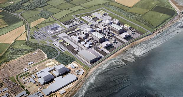 Projet EPR Hinkley Point C