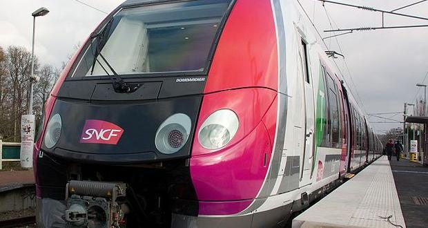 Transilien SNCF (crédit Poudou99)