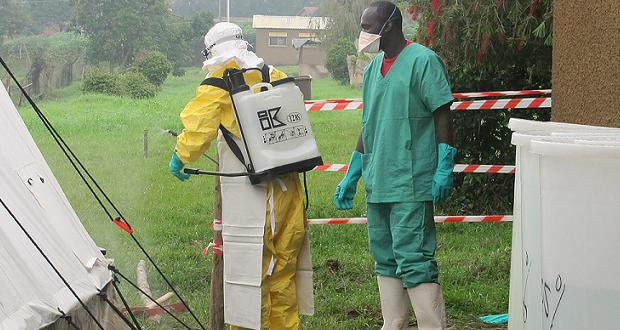 Fièvre Ebola (crédit MSF)