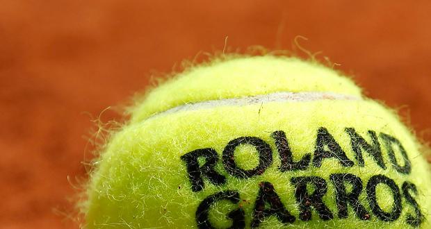Roland Garros balle jaune