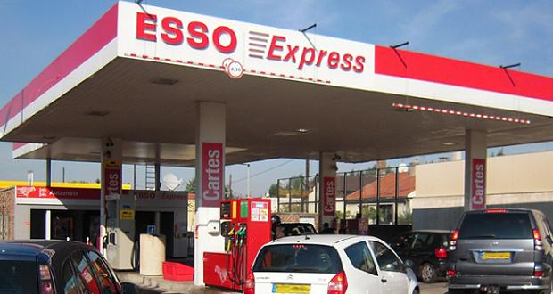 Station-service Esso
