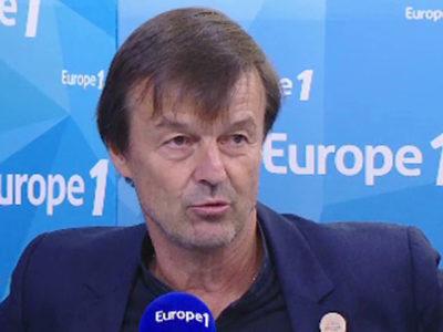 Europacity Nicolas Hulot