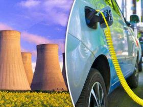 Nucléaire voiture électrique